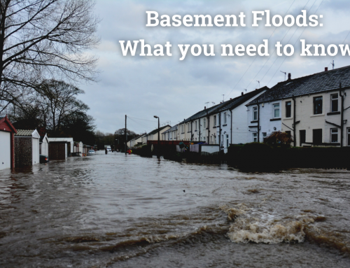 Basement Floods: What you need to know